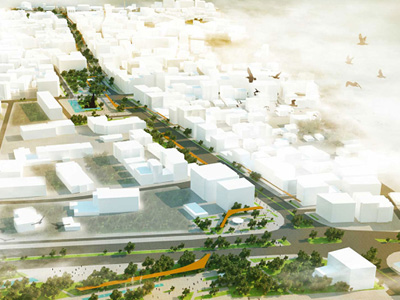 ISMETPASA STREET AND SURROUNDING NATIONAL URBAN DESIGN IDEA COMPETITION (4.TH MANSION)
